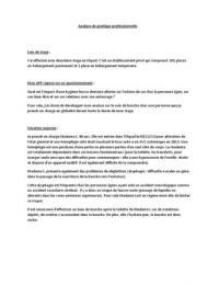 AUTRE: Analyse de pratique professionnelle ESI L1