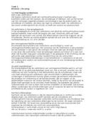 SAMENVATTING: Samenvatting Verbintenissenrecht