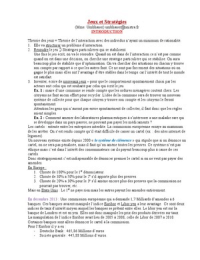 NOTES DE COURS: Jeux et Stratégies L3 S5
