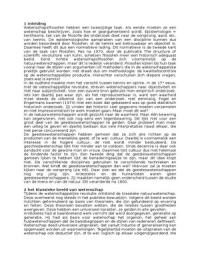 SUMMARY: Wetenschapsfilosofie voor geesteswetenschappen - Leezenberg & De Vries- gehele boek