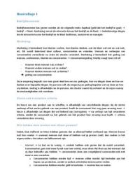 SAMENVATTING: Marketing 2: Tentamen - hoorcolleges, werkcolleges en gastcollege