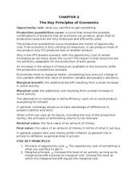 ECO 100 Assignment 1: Principles of Economics