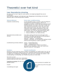 Samenvattingen voor ontwikkelingspsychologie aan de nhl stuvia - Ontwikkeling m ...