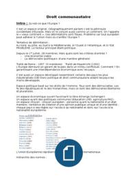 cours complet droit du travail pdf