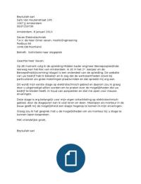 motivatiebrief hogere hotelschool voorbeeld motivatiebrief juridisch medewerker   sollicitatiebrief juridisch  motivatiebrief hogere hotelschool voorbeeld