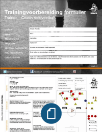 OVERIG: KNVB Training opdr. 2.2