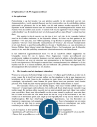 LECTURE NOTES: Werkgroep pleitoefening 15/16