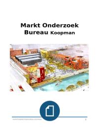 PRESENTATIE: Document Project Koopman