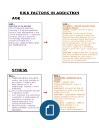 psychology a level aqa specification a addiction essay plans   factors in addiction psychology essay plan tailored to suit the aqa a level specification a syllabus the essay plans are colour coded to make revision