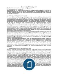 SUMMARY: Volledige samenvatting Boek Mededingingsrecht