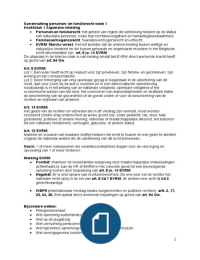 SUMMARY: samenvatting personen en familierecht K3