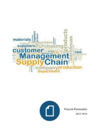 SUMMARY: Supply Chain Management 2016 (Dutch)