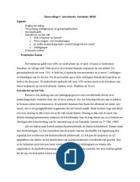LECTURE NOTES: College aantekeningen Bestuur en Beleid 2015-2016