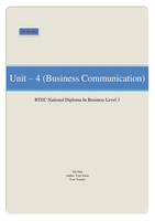 ESSAY: BTEC Business Unit 4, Business Communication P5 P6 M2 (Explain the legal and ethical issues in relation to the use of business information)  (Explain the operational issues in relation to the use of business information) (Analyse the legal, ethical and op