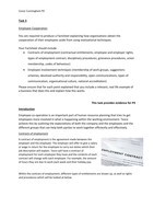 ESSAY: Unit 16 - Human Resource Management in Business - P4