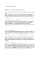 SUMMARY: Samenvatting inleiding sociologie