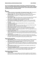 health social care p4 m3