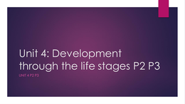 development through the life stages 2 essay Unit 4 btec health and social care level 3 p1 m1 d1 development through the life stages summary united kingdom 1 essay unit 4 btec health 2 presentation.
