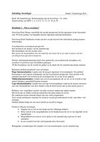 SAMENVATTING: Inleiding Sociologie - Samenvatting van het boek: De Samenleving: Kennismaking met de Sociologie (dekkend voor de leerstof)
