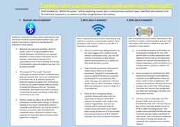 m1 unit 2 health and social Unit 1: developing effective communication in health & social care task 1 communication is a term used by professionals in the health and social care system, but is also used on a daily basis by everyone all around the world in many different ways.