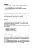 SUMMARY: Samenvatting alle stof HRM deeltoets 2 Blok 4 (Uitstroom,reorganisatie)