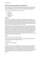 ESSAY: Unit 22 - Civil Liability - P1,P3 - Guaranteed to pass