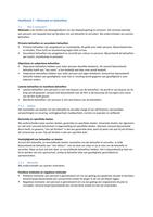 SUMMARY: Samenvatting Consumentengedrag (Jeske Nederstigt & Theo Poiesz, 6e druk) - Mediapsychologie