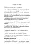 Exam: Secret Trusts (Essay)