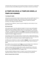 NOTES DE COURS: Cours d'historiographie debutant licence d'histoire