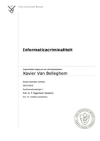 ESSAY: Jaartaak RMI: informaticacriminaliteit