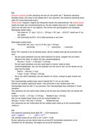 SAMENVATTING: VWO 5 Scheikunde Samenvatting Hoofdstuk 9 Chemie Overal