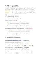 ZUSAMMENFASSUNG: H - Böschungsstabilität