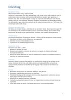 SAMENVATTING: Samenvatting Inkoopmanagement 2015 - 2016