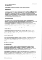 ESSAY: BTEC Business Level 3 Unit 2