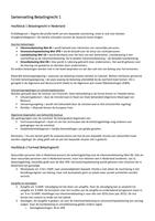 SUMMARY: Samenvatting Belastingrecht 1: Praktisch Fiscaalrecht editie 2016-2017 van M.P. Damen