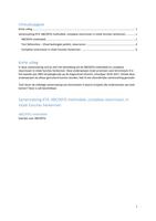 SAMENVATTING: Verpleegkunde Samenvatting Kennistoets 4: ABCDEFG Methodiek en complexe stoornissen