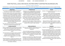 p6 political legal and social factoes