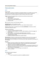 SUMMARY: Samenvatting van filmpjes, oefententamen en aantekeningen Google Analytics (Media analytics)