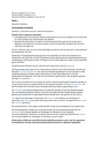 SAMENVATTING: Samenvatting MTS1 (Methoden & Statistiek van sociaal wetenschappelijk onderzoek 1 (MSSWO1) premaster)
