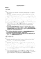 SAMENVATTING: Bedrijfskunde integraal 2e druk samenvatting