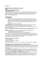 SUMMARY: Uitgebreide samenvatting Jaarrekeningenrecht en toezicht verslaggeving RB18