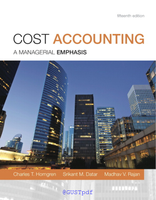 THESIS: Cost Accounting 15th Edition by Charles T Horngren & Otherspdf.PDF