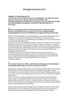 Prüfung: Supply Chain Management Lösung Altklausur 11 (unverbindlich)