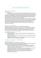 SAMENVATTING: Samenvatting: Cultuur en opvoeding - Interculturele pedagogiek