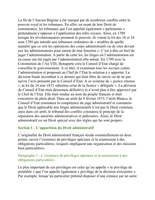 NOTES DE COURS: cours institutions administratives L1