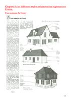 NOTES DE COURS: les différents styles architecturaux régionaux en France.