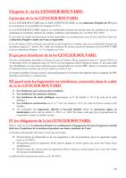 NOTES DE COURS: la loi CENSIER BOUVARD.