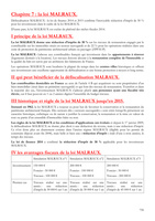 NOTES DE COURS: la loi MALRAUX.