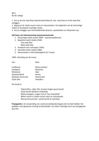 LECTURE NOTES: Alle aantekeningen voor tentamen Media & Maatschappij: Theorie