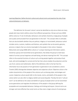 scloa essays stuvia scloa cultural norms learning objective define the term culture and cultural norms and examine the role of two cultural dimensions on behaviour